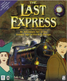 Box art for the game The Last Express