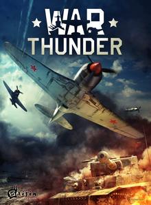 Box art for the game War Thunder