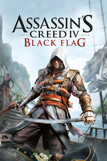Box art for the game Assassin's Creed IV: Black Flag