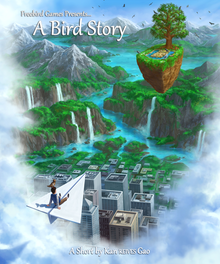 Box art for the game A Bird Story