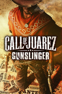 Box art for the game Call of Juarez: Gunslinger
