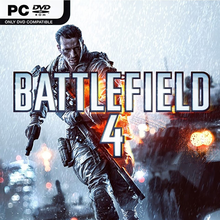Box art for the game Battlefield 4