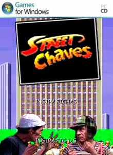 Box art for the game Street Chaves