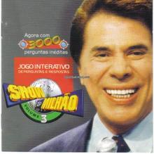 Box art for the game Show do Milhão 3