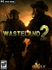 Box art for the game Wasteland 2