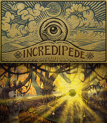 Box art for the game Incredipede