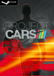 Box art for the game Project CARS