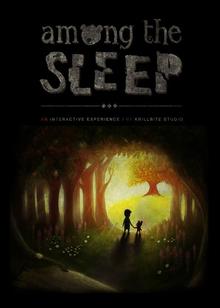 Box art for the game Among the Sleep