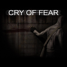 Box art for the game Cry of Fear