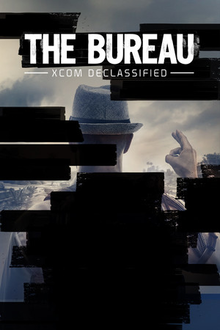 Box art for the game The Bureau: XCOM Declassified