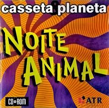 Box art for the game Casseta & Planeta - Noite Animal