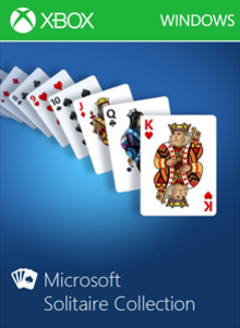 Capa do jogo Solitaire (Windows 8)