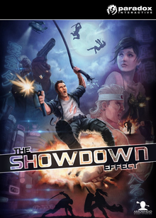 Box art for the game The Showdown Effect