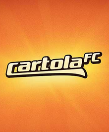 Box art for the game Cartola FC