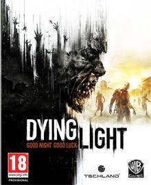 Capa do jogo Dying Light