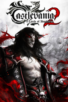 Box art for the game Castlevania: Lords of Shadow 2
