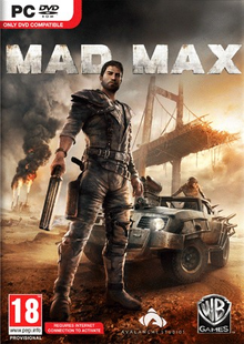 Box art for the game Mad Max
