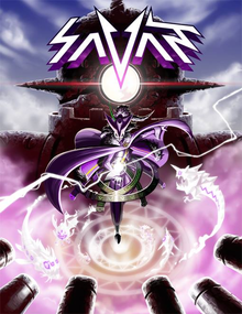 Box art for the game Savant Ascent