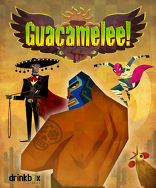 Box art for the game Guacamelee