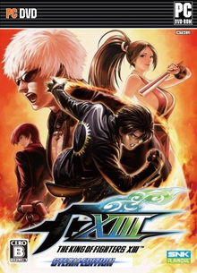 Box art for the game The King of Fighters XIII Steam Edition
