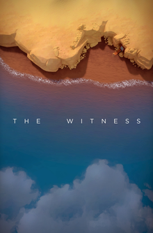 Box art for the game The Witness