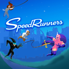 Box art for the game SpeedRunners
