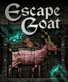 Box art for the game Escape Goat