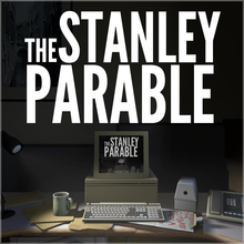 Box art for the game The Stanley Parable