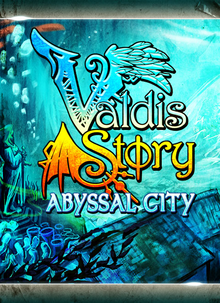 Box art for the game Valdis Story - Abyssal City