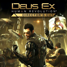 Box art for the game Deus Ex: Human Revolution - Director's Cut