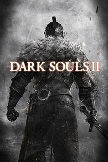 Box art for the game Dark Souls II