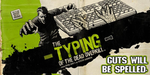 Box art for the game The Typing of the Dead: Overkill
