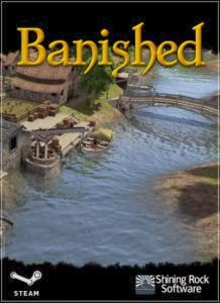 Box art for the game Banished