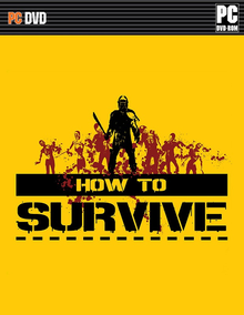 Box art for the game How to Survive