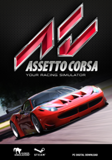 Box art for the game Assetto Corsa