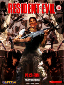 Box art for the game Resident Evil