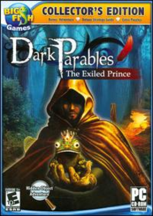 Box art for the game Dark Parables: The Exiled Prince