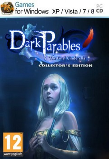 Box art for the game Dark Parables: The Final Cinderella