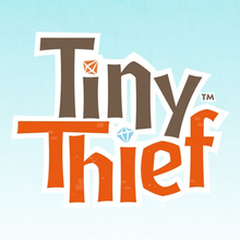 Box art for the game Tiny Thief