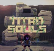 Box art for the game Titan Souls