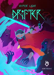 Capa do jogo Hyper Light Drifter