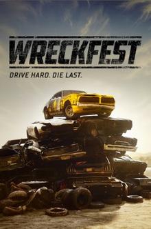 Box art for the game Wreckfest
