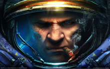 Box art for the game StarCraft II