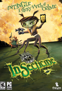 Box art for the game Insecticide: Episode 1