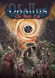 Box art for the game Odallus: The Dark Call