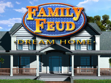 Box art for the game Family Feud 3: Dream Home