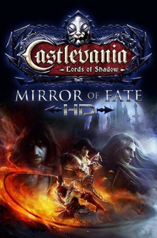 Box art for the game Castlevania: Lords of Shadow – Mirror of Fate HD