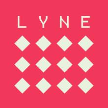 Box art for the game LYNE