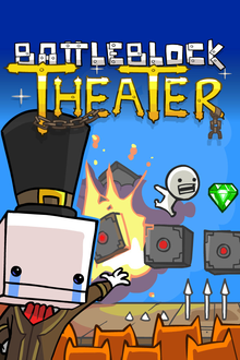 Box art for the game BattleBlock Theater