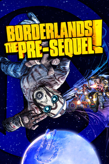 Box art for the game Borderlands The Pre-Sequel